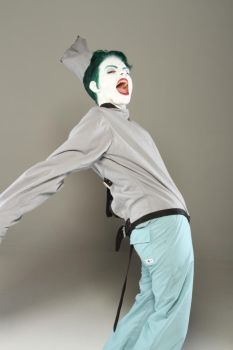 DC Photoshoot April 25th - With A Rebel Yell by theofficialjoker