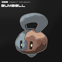 023: Bumbell by SteveO126
