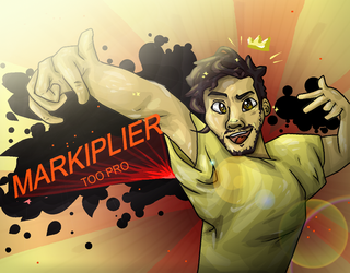 MARKIPLIER - Super Smash Bros by waffleswaddlesAJ
