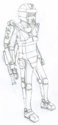 Unified Martian Federation Trooper by Imperator-Zor