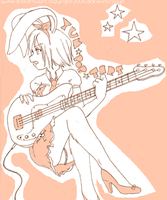 yume on bass by yume