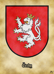 Arms of Bohemia by Undevicesimus