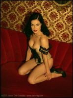 Dita at Home 2000 by stevedietgoedde