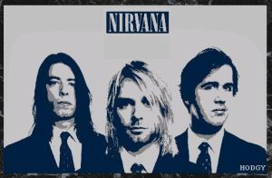 Nirvana Painting -- 69.00 by Hodgy-Uk