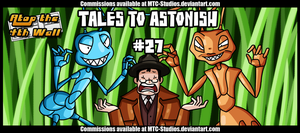 AT4W: Tales to Astonish no.27 by DrCrafty