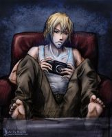 Addicted to Video Games by Maye1a