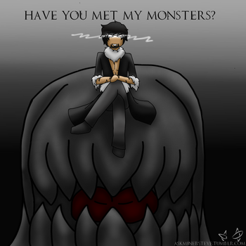 Have you met my monsters? by TheStevieBoy