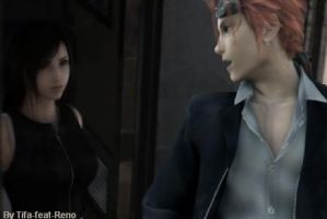 Tifa and Reno - come with me by Tifa-feat-Reno