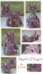 Myah's Dragon by customlpvalley