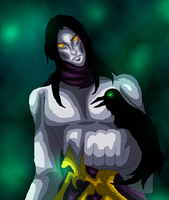 Death un masked: For Chimicalstar by AngelKiller666