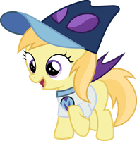 Mysterious Mare Do Well Fan by Lumorn