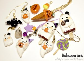 Halloween Collection 2018 by whitefrosty