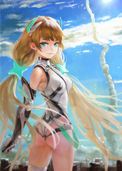 Expelled from Paradise by NaBaBa