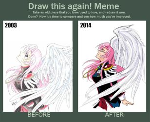 Draw This Again! by utenafangirl
