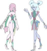 SU Opal Adopts 2 CLOSED by SmilesUpsideDown