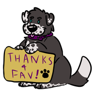 Thanks Fav! by PizzzaBagels