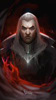 Swain, the Noxian Grand General by TheFearMaster