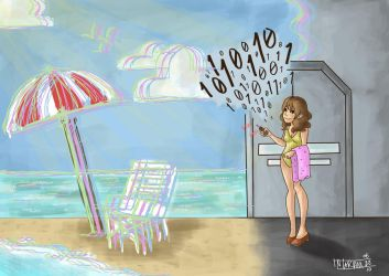 Creating Summer by Amyln