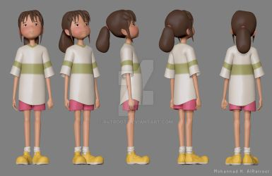 Chihiro by R4TRoOT