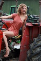 Anna the farmer's wife 7 by PhotographyThomasKru