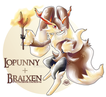 [Closed] Lopunny x Braixem by Seoxys6