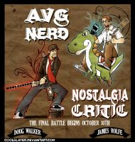 AVGN vs. NC by cool-slayer