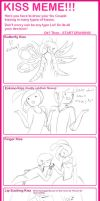 FIOLEE KISS MEME! by kailet97