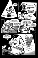 Crash Astro -Preview pg1 by sosnw