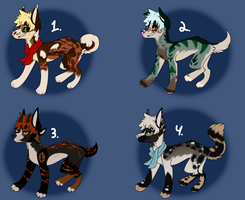 Cheap Woofer Adopts -SOLD- by AwkwardWox