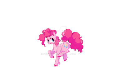 pinkiepie by Ghost-mei