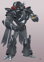 TF Redesign: Blackout by A3DNazRigar