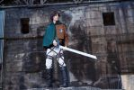 Eren (Attack on Titan) - Titans are back by Snowblind-Cosplay