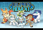 Digimon Advent by Barghestmon