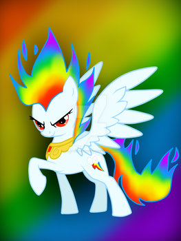 For Super-SonicGT by MyLittlePonyMagic