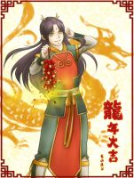 Happy Chinese New Year! by D-Daisy