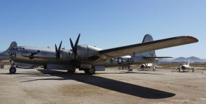 Boeing B-29 Superfortress by shelbs2