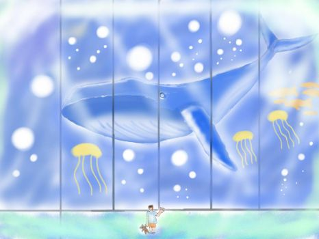 Whale by EricLeo666