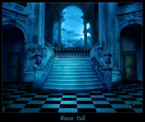 Sanctuary - Great Hall by Luincir