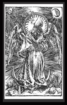 Hierophant of Entheogen by IIAAProject