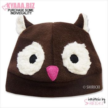 Hat - Owl by shiricki