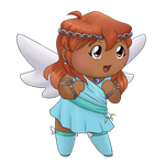 Raffle Prize Chibi- Sailor Aquila by BishiLover16