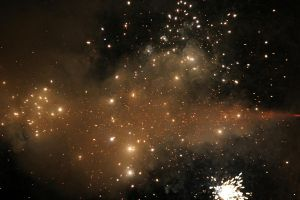 Fireworks Stock 195 by Malleni-Stock