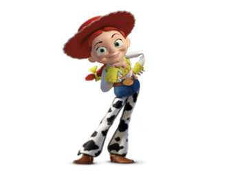 PNG Jessie I made on Paint.net out of boredom by Waltman13