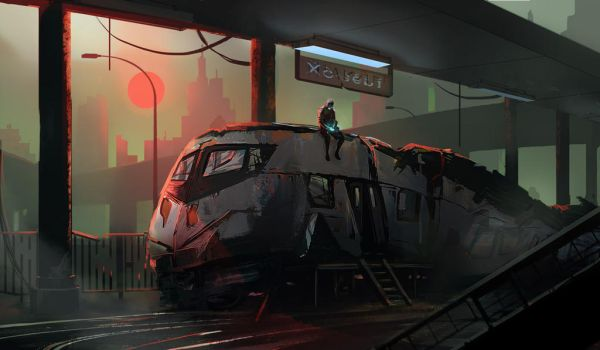 nowhere station by conzitool