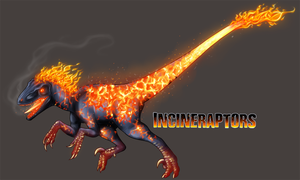 Incineraptors by crocutaqueen