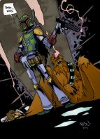 Fett by Red J color by Chaz 1-28-17 by ChazWest