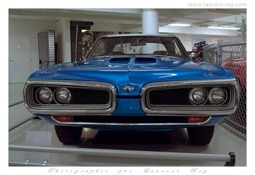 1970 Dodge Super Bee - 01 by laurentroy