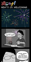 NUKOxRWBY NewYear'17: 01 - Welcoming by geek96boolean10