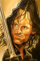 ARAGORN by JaumeCullell