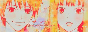 Kimi Ni Todoke portada 1 by akumaLoveSongs
